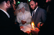A Jewish wedding in Jerusalem
