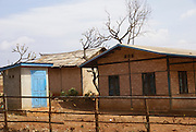Myanmar, Shan State, Pindaya a schoolhouse