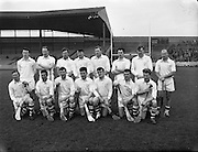 Hurling Railway Cup Final, Munster v. Leinster.Leinster.17.03.1962 St Patrick's Day