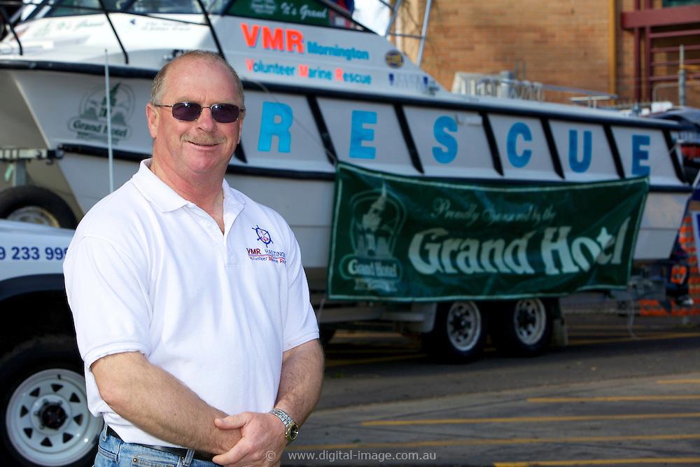Mornington Volunteer Marine Rescue  , Ted Linder