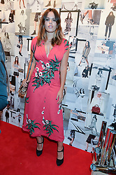 ATLANTA DE CADENET at the Louis Vuitton Series 3 VIP Launch held at 180 Strand, London on 20th September 2015.