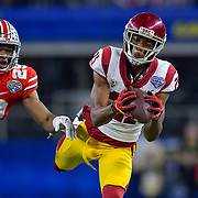 USC Football squares off with The Ohio State Buckeyes in the 2018 Cotton Bowl Classic.