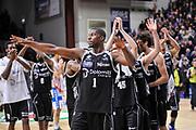DESCRIZIONE : Campionato 2014/15 Dinamo Banco di Sardegna Sassari - Dolomiti Energia Aquila Trento<br /> GIOCATORE : Tony Mitchell<br /> CATEGORIA : Ritratto Esultanza Postgame<br /> SQUADRA : Dolomiti Energia Aquila Trento<br /> EVENTO : LegaBasket Serie A Beko 2014/2015<br /> GARA : Dinamo Banco di Sardegna Sassari - Dolomiti Energia Aquila Trento<br /> DATA : 04/04/2015<br /> SPORT : Pallacanestro <br /> AUTORE : Agenzia Ciamillo-Castoria/L.Canu<br /> Predefinita :