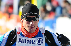23.01.2011, Loipe Obertilliach, Obertilliach, AUT, 37. Dolomitenlauf, im Bild Thomas Freimuth (GER)// EXPA Pictures © 2011, PhotoCredit: EXPA/ M. Gruber