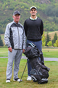 Ian Marshall & Cory Crawford, Day 1 of the 2018 ISPS Handa New Zealand Golf Open. Millbrook golf course, Arrowtown, New Zealand. Thursday 1 March 2018. © Copyright Photo: Richard Greenfield / www.photosport.nz<br /> , Day 1 of the 2018 ISPS Handa New Zealand Golf Open. Millbrook golf course, Arrowtown, New Zealand. Thursday 1 March 2018. © Copyright Photo: Richard Greenfield / www.photosport.nz Day 1 of the 2018 ISPS Handa New Zealand Golf Open. Millbrook golf course, Arrowtown, New Zealand. Thursday 1 March 2018. © Copyright Photo: Richard Greenfield / www.photosport.nz