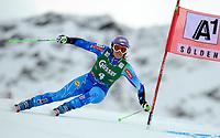 ALPINE SKIING - WORLD CUP 2012/2013 - SOELDEN (AUT) - 27/10/2012 - PHOTO  GIOVANNI AULETTA / PENTAPHOTO / DPPI - WOMEN GIANT SLALOM - Tina Maze (SLO)