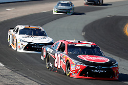 July 21, 2018 - Loudon, NH, U.S. - LOUDON, NH - JULY 21: Christopher Bell, Xfinity Series driver of the Rheem Toyota (20), during the Xfinity Series Lakes Region 200 on July 21, 2018, at New Hampshire Motor Speedway in Loudon, New Hampshire. (Photo by Fred Kfoury III/Icon Sportswire) (Credit Image: © Fred Kfoury Iii/Icon SMI via ZUMA Press)