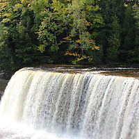 """Glistening of the Falls""<br /> <br /> Glistening Upper Tahquamenon Falls!!<br /> <br /> Waterfalls by Rachel Cohen"