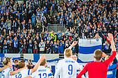 Suomi - Färsaaret 7.9.2015 EM2016-karsinnat