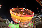 """Oct 14, 2008 -- PHOENIX, AZ: The """"Zero Gravity"""" ride at the Arizona State Fair. The Arizona State Fair started Oct.  10 and runs through Nov. 2. Carnival and midway workers who have worked the fair for years say attendance so far is much lower than in the past and people at the fair this year aren't spending as much money as they have in the past. Photo by Jack Kurtz / ZUMA Press"""