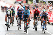 during the fifth and final stage of the Tour of Britain 2021, between Alderley Park and Warrington in the North West of England, United Kingdom on 9 September 2021.