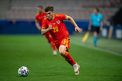 NICE, FRANCE - Wednesday, June 2, 2021: Wales' Daniel James during an international friendly match between France and Wales at the Stade Allianz Riviera ahead of the UEFA Euro 2020 tournament. (Pic by Simone Arveda/Propaganda)