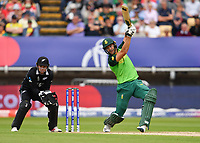 Cricket - 2019 ICC Cricket World Cup - Group Stage: New Zealand vs. South Africa<br /> <br /> South Africa's Aiden Markram in action today during his innings of 38 in the ICC Cricket World Cup match between South Africa and New Zealand, at Edgbaston, Birmingham.<br /> <br /> COLORSPORT/ASHLEY WESTERN