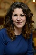 Persviewing van de  dramaserie 'Overspel' seizoen 2, in De Balie Amsterdam.<br /> <br /> Op de foto:  Rifka Lodeizen