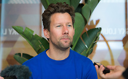 May 3, 2019 - Madrid, MADRID, SPAIN - Wim Fisette during All Access Hour at the 2019 Mutua Madrid Open WTA Premier Mandatory tennis tournament (Credit Image: © AFP7 via ZUMA Wire)