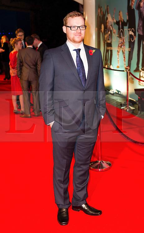 © London News Pictures. 07/11/2013. London, UK. Malcolm Greenhill attending Virgin Media Shorts, BFI IMAX. Photo Credit: Raimondas Kazenas/LNP