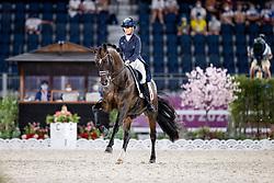 Barbancon Mestre Morgan, ESP, Sir Donnerhall II Old, 130<br /> Olympic Games Tokyo 2021<br /> © Hippo Foto - Dirk Caremans<br /> 25/07/2021