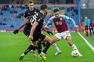 Burnley forward Dwight McNeil (31) during the The FA Cup 3rd round match between Burnley and Barnsley at Turf Moor, Burnley, England on 5 January 2019.