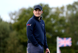 Eddie Pepperell during day two of the British Masters at Walton Heath Golf Club, Surrey.
