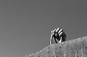 The Wall in Abu Dis & Azaria