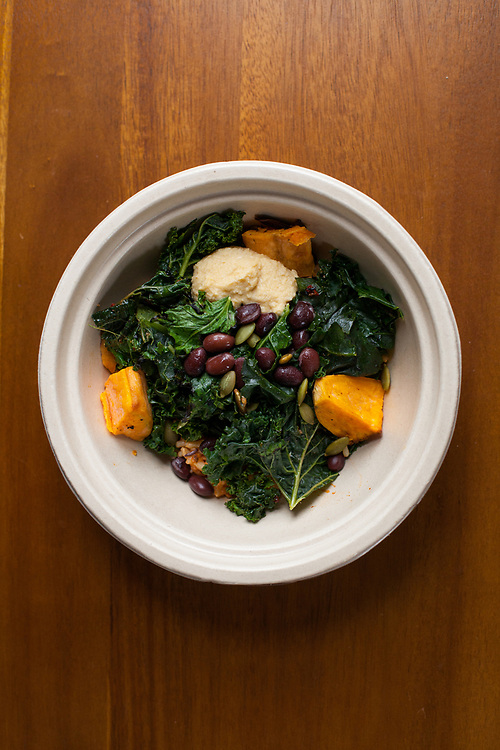 Grilled Kale Hoppin' John from Snap Kitchen ($7.55)