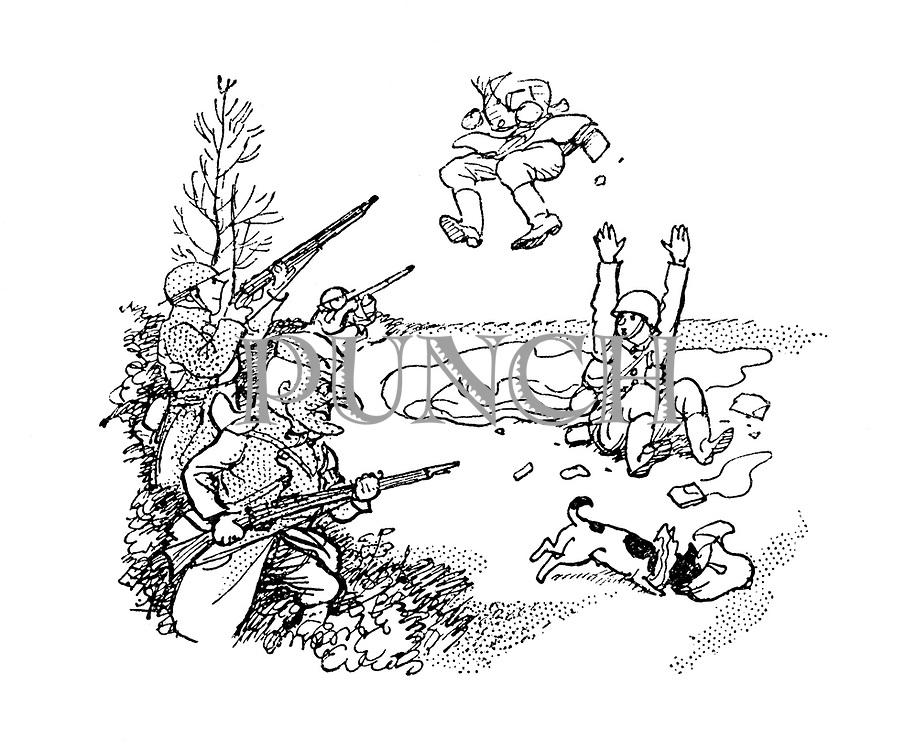 (Charivaria heading vignette 26 February 1941)