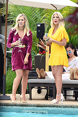 Tori Spelling and Jennie Garth back filming Beverly Hills 90210 - 31 May 2019