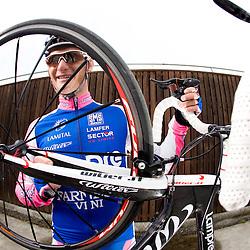 20100422: SLO, Portrait of Slovenian rider Grega Bole