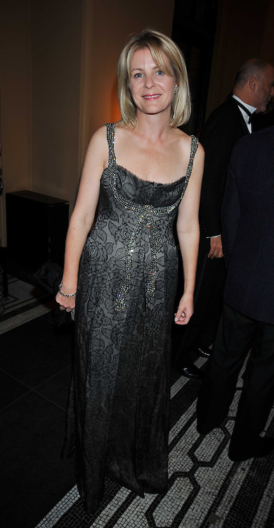 VISCOUNTESS LINLEY at a dinner to celebrate the opening of 'Maharaja - The Spendour of India's Royal Courts' an exhbition at the V&A, London on 6th October 2009.