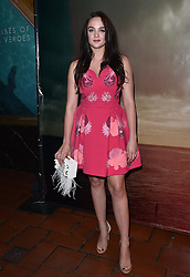 """Premiere of """"The Tribes of Palos Verdes"""". The Theatre at Ace Hotel, Los Angeles, California. 17 Nov 2017 Pictured: Stevie Lynn Jones. Photo credit: AXELLE/BAUER-GRIFFIN / MEGA TheMegaAgency.com +1 888 505 6342"""