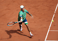 Kei Nishikori of Japan during day 4 of the French Open 2021, Grand Slam tennis tournament on June 2, 2021 at Roland-Garros stadium in Paris, France - Photo Jean Catuffe / ProSportsImages / DPPI