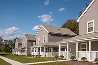 Architectural photo of Perry Point Veteran's Village in Havre de Grace MD by Jeffrey Sauers of Commercial Photographics