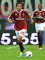 "Urby EMANUELSON Milan<br /> Milano 24/9/2011 Stadio ""Giuseppe Meazza""<br /> Serie A 2011/2012<br /> Football Calcio Milan Vs Cesena<br /> Foto Insidefoto Alessandro Sabattini"
