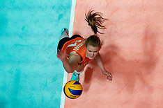 20190529 NED: Volleyball Nations League Netherlands - Bulgaria, Apeldoorn