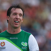 Robbie Fowler in action during the Newcastle Jets V North Queensland Fury  A-League match at Energy Australia Stadium, Newcastle, Australia, 20 December 2009. Photo Tim Clayton