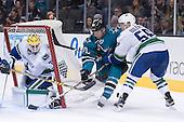 20160927 - Preseason - Vancouver Canucks @ San Jose Sharks