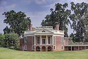 U.Va. alumni Travis McDonald is the director of architectural restoration at Poplar Forest located in Forest, Virginia. Photo/Andrew Shurtleff