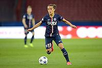 Fatmire Alushi - 28.03.2015 - Paris Saint Germain / Glasgow City FC - 1/4Finale retour Champions League<br /> Photo : Andre Ferreira / Icon Sport