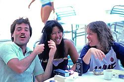 John & Maureen & Friend