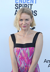 February 8, 2020, Los Angeles, California, United States: 2020 Film Independent Spirit Awards held at Santa Monica Pier..Featuring: Naomi Watts.Where: Los Angeles, California, United States.When: 08 Feb 2020.Credit: Faye's VisionCover Images (Credit Image: © Cover Images via ZUMA Press)