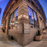 Dwight Building - Library Lofts in downtown Kansas City Missouri at 10th and Baltimore.