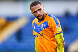 Jordan Bowery of Mansfield Town - Mandatory by-line: Ryan Crockett/JMP - 20/02/2021 - FOOTBALL - One Call Stadium - Mansfield, England - Mansfield Town v Cambridge United - Sky Bet League Two