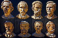 Monument in Bayamo, Granma, Cuba.