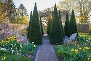 Wollerton Old Hall Garden - April