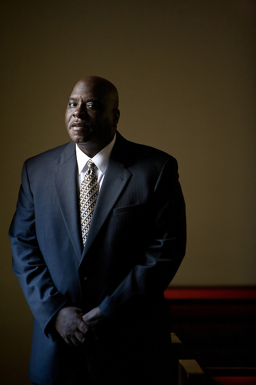"""Reverend Willie J. Young is the president of the Claiborne Parish chapter of the National Association for the Advancement of Colored People in Homer, Louisiana.  Since the police shooting of a local unarmed man, Young has been an advocate for the family and legal due process in the case against the officers involved.  """"The grand jury made their decision.  It's not one I agree with, but I have to accept it,"""" said Young at New Hope Baptist Chuch after the officers were acquitted.  """"We will continue to fight for justice in the avenues left to us."""""""