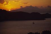 Sunset, Hamilton Island, Whitsunday Islands, Australia<br />