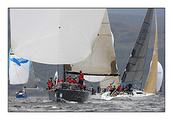 Brewin Dolphin Scottish Series 2011, Tarbert Loch Fyne - Yachting - Day 1 of the 4 day series..IRL3939 ,Antix ,Anthony O'Leary, Royal Cork YC ,Ker 39..