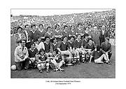 Cork, All Ireland minor football champions for 1974.