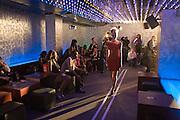 FASHION SHOW, Action Aid UK - charity fashion show - celeb update<br />Crystal Club, 78 Wells Street, London,  *** Local Caption *** -DO NOT ARCHIVE-© Copyright Photograph by Dafydd Jones. 248 Clapham Rd. London SW9 0PZ. Tel 0207 820 0771. www.dafjones.com.