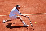 Roland Garros. Paris, France. June 2nd 2006..Juan Carlos Ferrero against Gaston Gaudio. .